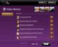 A screenshot of the IQ LINK VideoMemos module